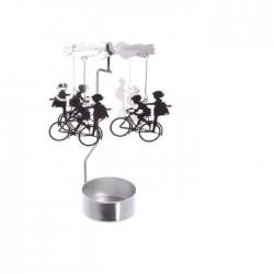 Manège à Bougie Vélos