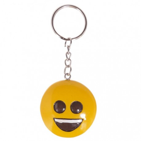 Porte-Clés Smiley Emoti Smile