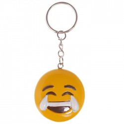 Porte-Clés Smiley Emoti Mdr