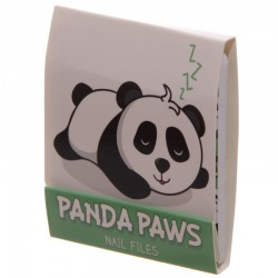 Limes à Ongles Panda