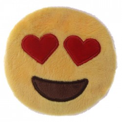 Chauffe-Main Réutilisable Smiley Emoti Amour
