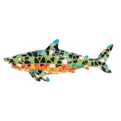 Magnet Requin Mosaïque