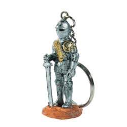 Porte-Clés Soldat Médiéval