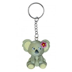 Porte-Clés Koala en Bois