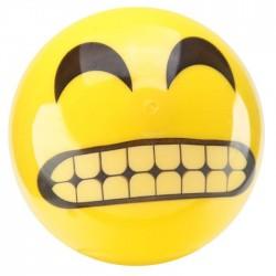 "Balle Rebondissante Lumineuse plastique Smiley ""Smile"""