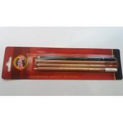4 Crayons Beaux-Arts