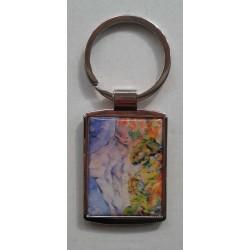 Porte-Clés Métal Cézanne