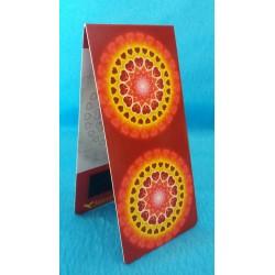 Marque Page Magnétique Mandala