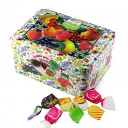 Bonbons Verger Boîte Fer