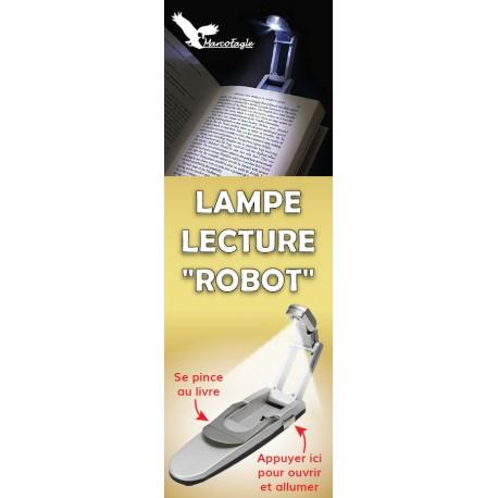 Lampe de Lecture Robot