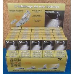 Nouveau Présentoir 25 Lampes
