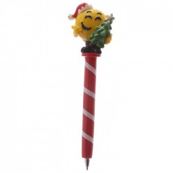Stylo Smiley Emoti Noël Sapin