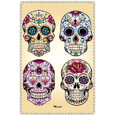 Jour des morts mexicains marcoeagle - Tete mort mexicaine ...