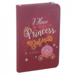 Carnet de Note Princesse
