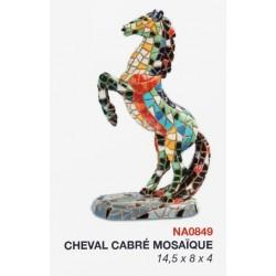 Cheval Mosaïque