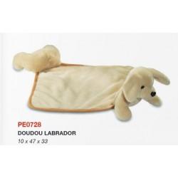 Doudou Peluche Labrador