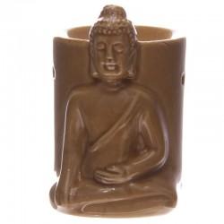 Brûleur A Huile Bouddha Marron