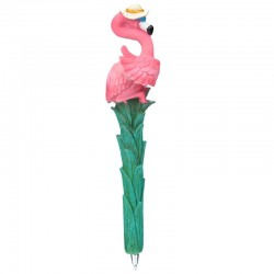 Stylo Flamant Rose Funky 2