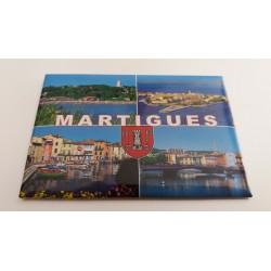 Magnet Martigues 4 vues