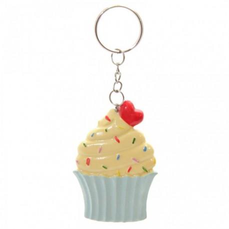 Porte-Clef Cupcake 2