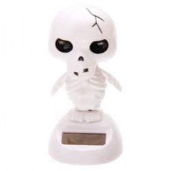 Figurine Solaire Squelette