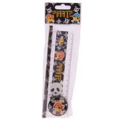 Set Papeterie Petits Pirates Fille 1