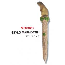 Stylo Marmotte
