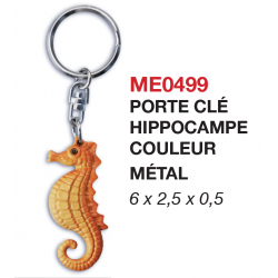 Porte-Clés Hippocampe