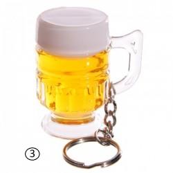Porte-Clés Mug Bière 3
