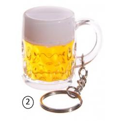Porte-Clés Mug Bière 2