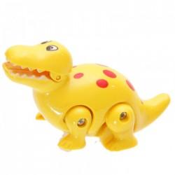 Dinosaure à Mécanisme Jaune