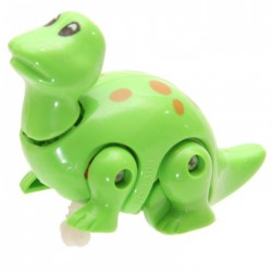 Dinosaure à Mécanisme Vert