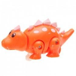 Dinosaure à Mécanisme Orange