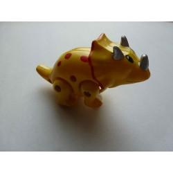 Dinosaure à Mécanisme Jaune 2