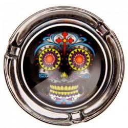 """Cendrier """"Jour des Morts Mexicains"""" 2"""