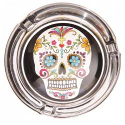 """Cendrier """"Jour des Morts Mexicains"""" 3"""