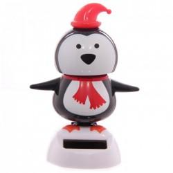 Figurine Solaire Pingouin