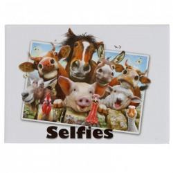 Magnet Selfie Animaux de la Ferme