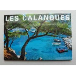 Magnet Calanques 01