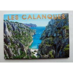 Magnet Calanques 04