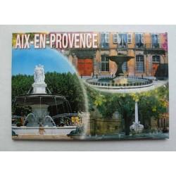 Magnet Aix-en-Provence 3 Vues