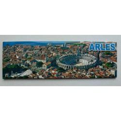 Magnet Panoramique Arles Aérien