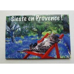 Magnet Sieste en Provence !