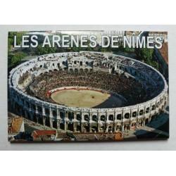 Magnet Les Arènes de Nîmes Aérien 02