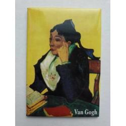 Magnet Van Gogh L'Arlésienne 25
