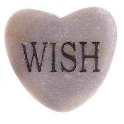 Coeur à Voeux SOUHAIT - WISH