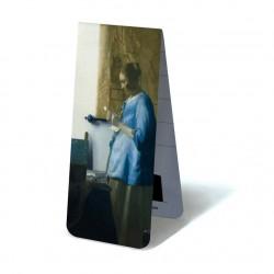Vermeer F. en Bleu