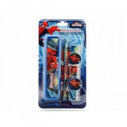 """Set Papeterie 6 pièces  """"Spiderman"""""""