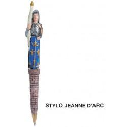 Stylo Jeanne d'Arc