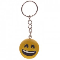 Porte-Clés Smiley